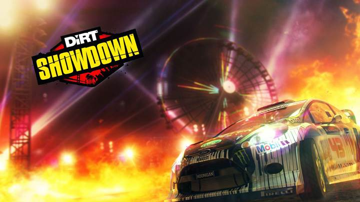 DiRT Showdown – Demolition Derby