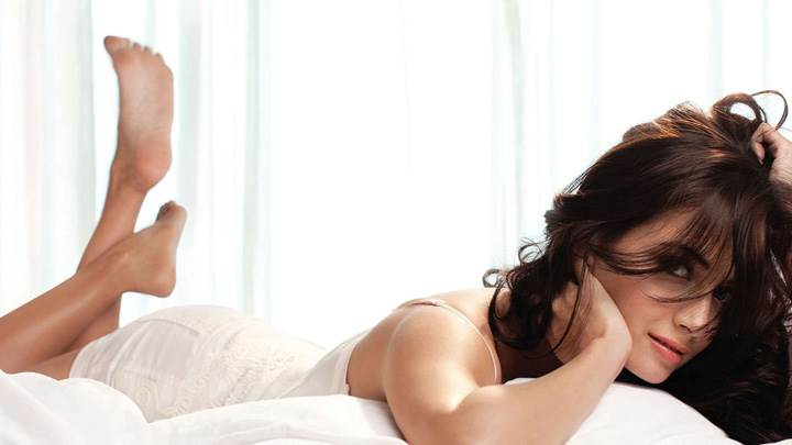 Dia Mirza Laying Pose For Maxim Magazine