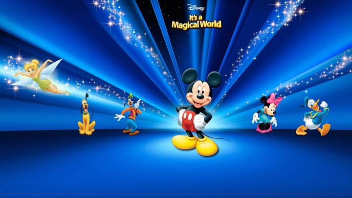 Disney Mickey Mouse World – It's A Magical World