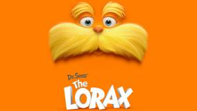 Dr. Seuss' The Lorax – Movie Cover Poster