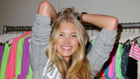Elsa Hosk – Hosted The Victoria`s Secret Pink Spring Break Style-Off In New York