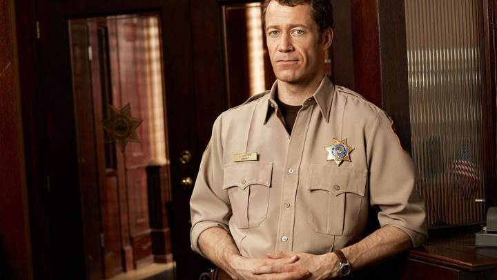 Eureka – Colin Ferguson As Sheriff Jack Carter