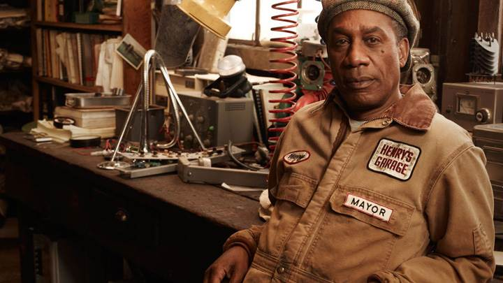 Eureka – Joe Morton As Henry Deacon