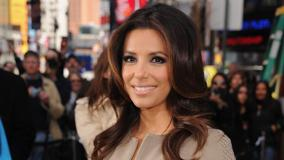 Eva Longoria Smiling At Pepsi Promotion Event