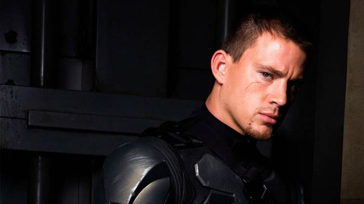 G.I. Joe – Channing Tatum As Duke In Black Dress