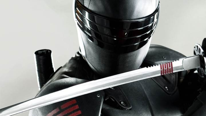 G.I. Joe- Retaliation – Ray Park As Snake Eyes