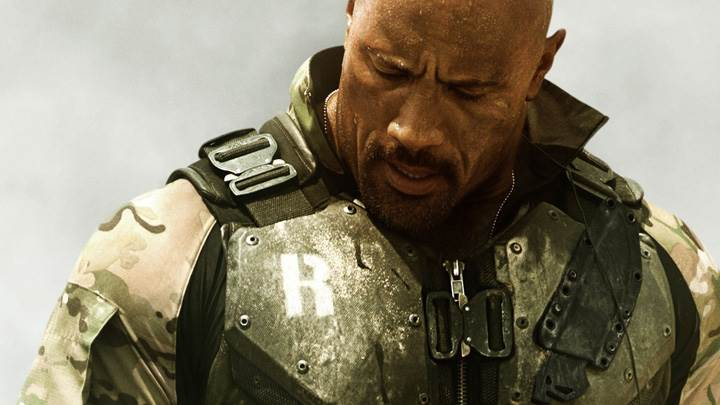 G.I. Joe- Retaliation -Dwayne Johnson As Roadblock