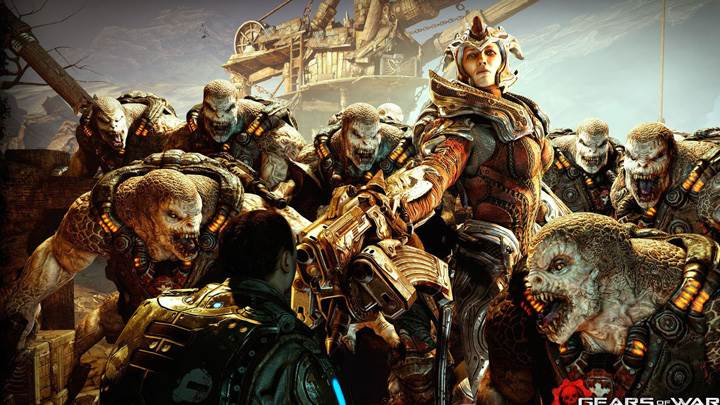 Gears of War 3 2011 – Screaming