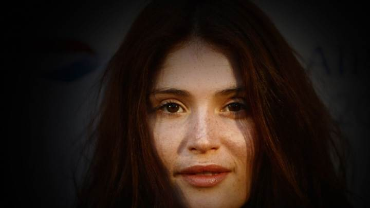 Gemma Arterton Looking At Camera Face Closeup