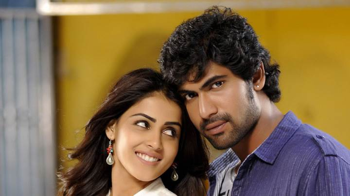 Genelia D'Souza And Rana Daggubati Photoshoot In Naa Ishtam