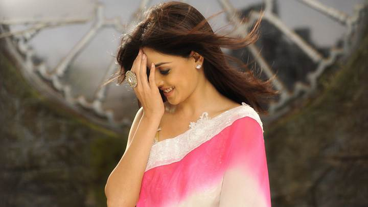 Genelia D'Souza Innocent Face In Naa Ishtam