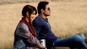 Genelia D'souza And John Abraham Sitting In Field In Force Movie