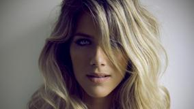 Giovanna Ewbank Golden Hairs Face Closeup