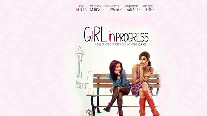 Girl in Progress – Movie Cover Poster