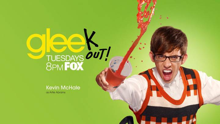 Glee – Kevin McHale As Artie Abrams