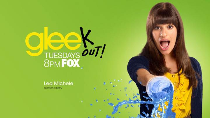 Glee – Lea Michele As Rachel Berry