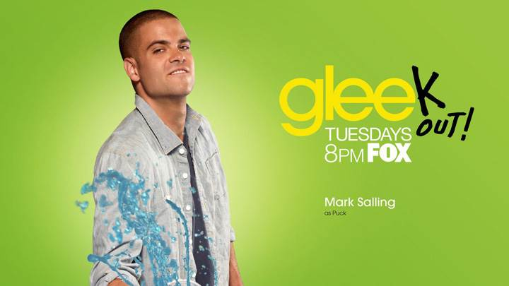 Glee – Mark Salling As Noah 'Puck' Puckerman