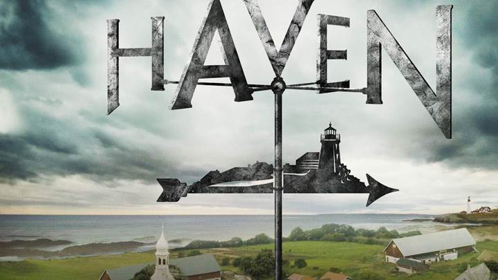 Haven – Cover Poster