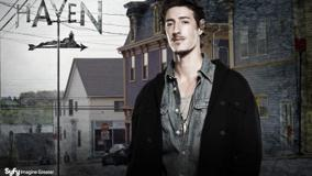 Haven – Eric Balfour As Duke Crocker