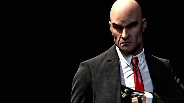 Hitman Absolution – Pulling The Gun Out