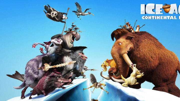 Ice Age- Continental Drift – Characters