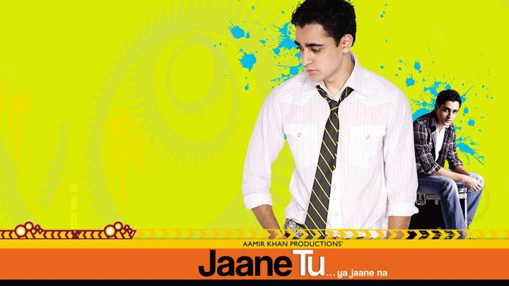 Jaane Tu… Ya Jaane Na – Imran Khan In Two Different Pose