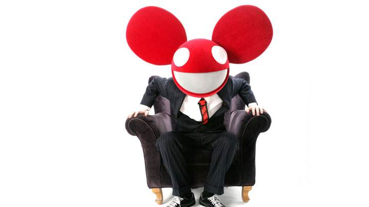 Joel Thomas Zimmerman Known By Deadmau5