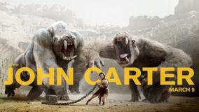 John Carter – Running With Chain