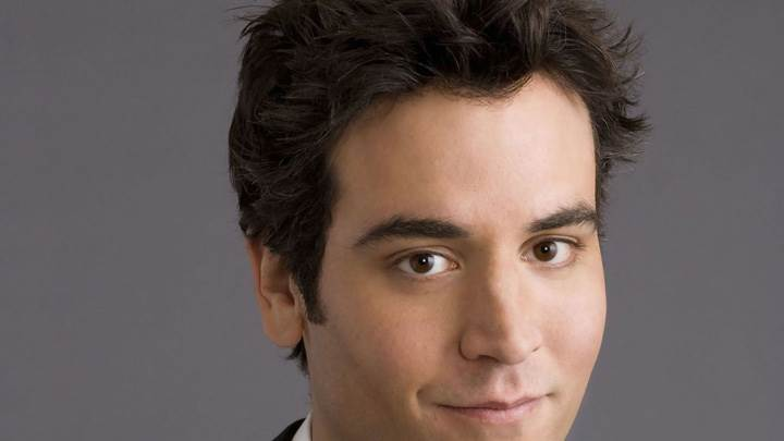 Josh Radnor Smiling Face Closeup