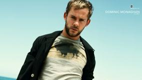 Lost – Dominic Monaghan In Black Jacket