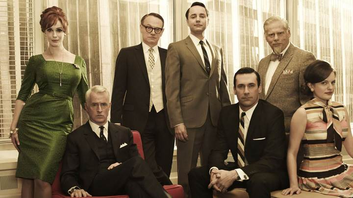 Mad Men – All Characters In Room