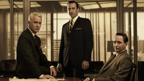 Mad Men – Jon Hamm, Vincent Kartheiser And John Slattery