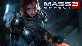 Mass Effect 3 – Female Shepard