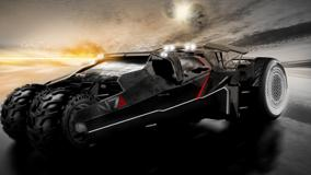 Mass Effect N7 Car Side Pose