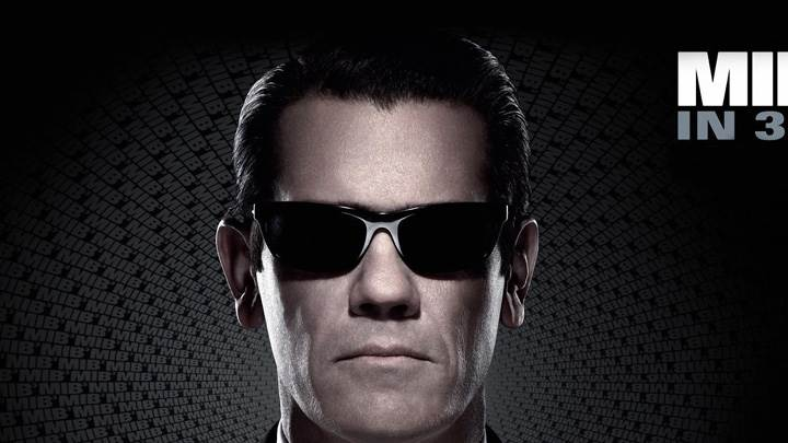 Men in Black 3 – Josh Brolin As Young Agent K