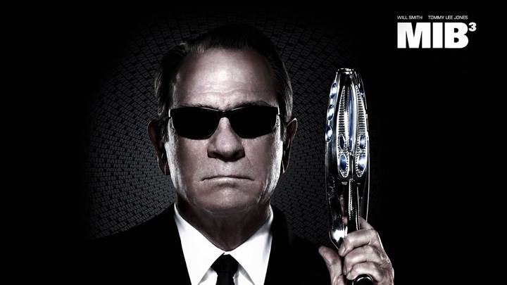 Men in Black 3 – Tommy Lee Jones As Agent K Men