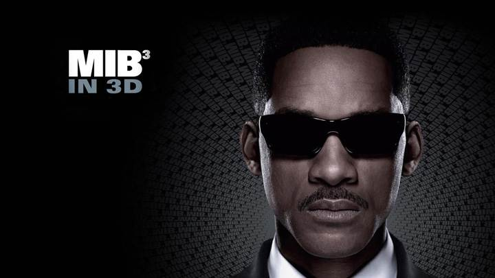 Men in Black 3 – Will Smith As Agent J Men