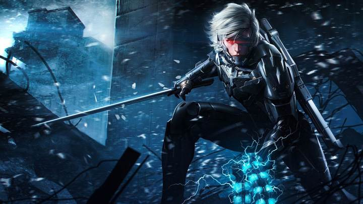 Metal Gear Rising Revengeance – Blue Bulbs In Hand