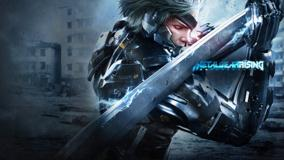 Metal Gear Rising- Revengeance – Sword In Hand