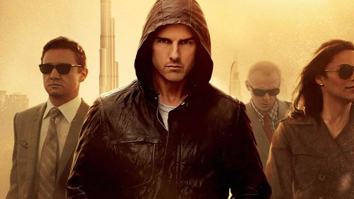 Mission Impossible – Ghost Protocol – Movie Cover Poster