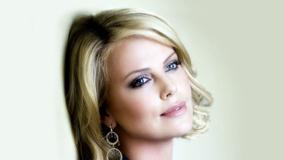 Modeling Pose Of Charlize Theron Face Closeup