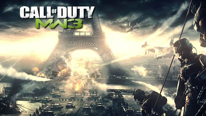 Modern Warfare 3 – In Paris