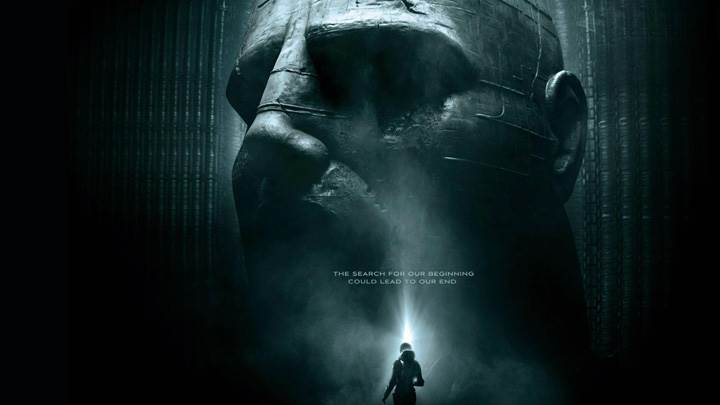 Prometheus – Movie Cover Poster Big Face