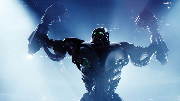 Real Steel – Kef Lee As Zeus Robot Handler