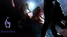 Resident Evil 6 – Ready To Shoot With Gun