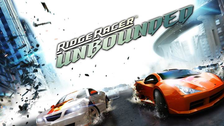 Ridge Racer Unbounded Racing Video Game