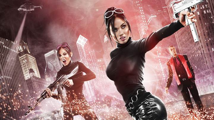 Saints Row- The Third Gang Operations – Girls Gun In Hand