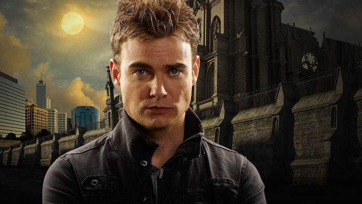 Sanctuary – Robin Dunne As Dr. Will Zimmerman