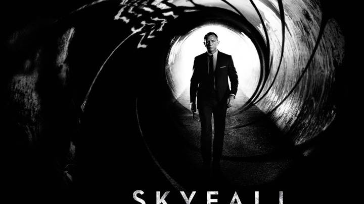 Skyfall – Daniel Craig As James Bond