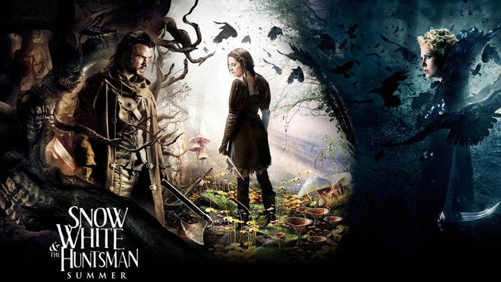 Snow White And The Huntsman – Kristen Stewart Closed Eyes